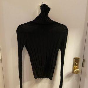 Zara Ribbed Knit turtleneck